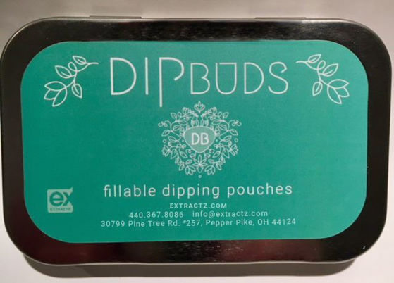 Picture of Fillable Dipping Pouches